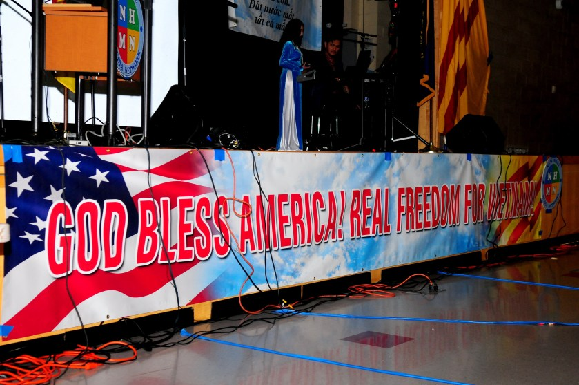 00001A-God Bless America- Real Freedom for Vietnam