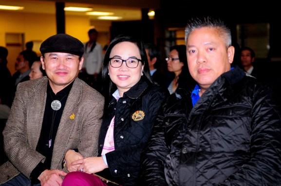 Vuong Si Hung- Bich Uyen- Eddie Dong